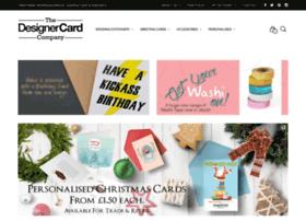 thedesignercardcompany.com