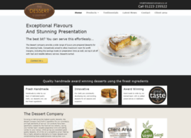 thedessertcompany.co.uk