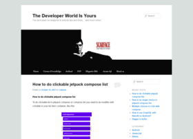 thedeveloperworldisyours.com