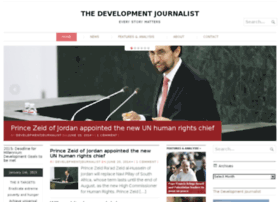 thedevelopmentjournalist.com