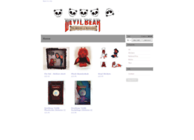 thedevilbear.bigcartel.com