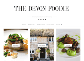 thedevonfoodie.com