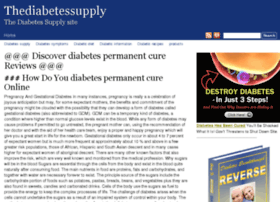 thediabetessupply.org