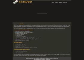 thediafoot.com