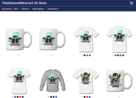thediamondminecartuk.spreadshirt.co.uk