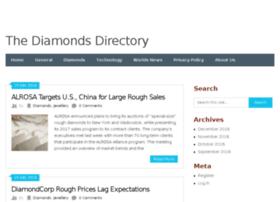 thediamondsdirectory.com