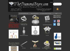 thediamondstore.com