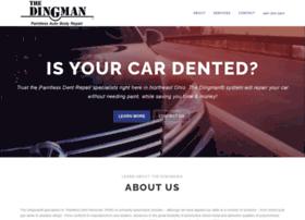 thedingman.com