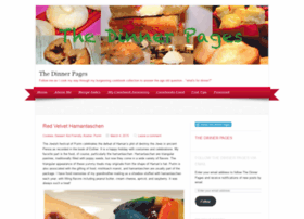 thedinnerpages.wordpress.com