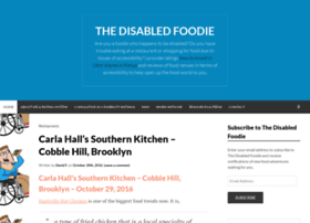 thedisabledfoodie.com