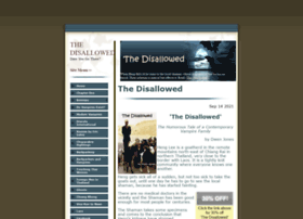 thedisallowed.com