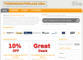 thediscountsplace.com
