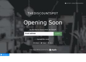 thediscountspot.com