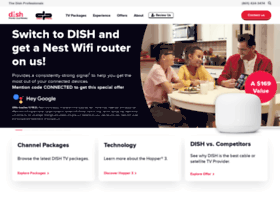 thedishpros.com