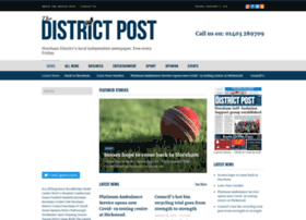 thedistrictpost.co.uk