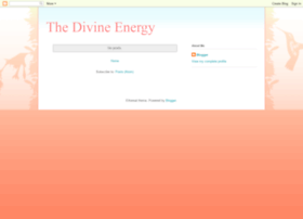 thedivineenergy.blogspot.in