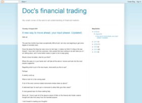 thedoctortrader.blogspot.co.il