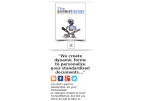 thedocumentfactory.com