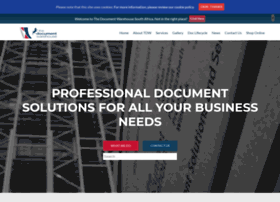 thedocumentwarehouse.com