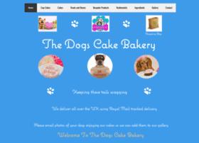 thedogscakebakery.co.uk