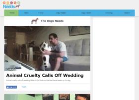 thedogsneeds.com