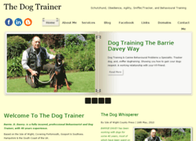 thedogtrainer.info