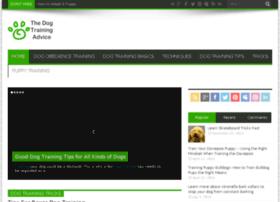 thedogtrainingadvice.com