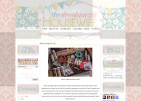 thedoughmestichousewife.blogspot.com