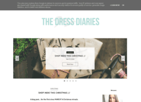 thedressdiaries.co.uk
