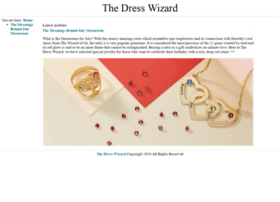 thedresswizard.com