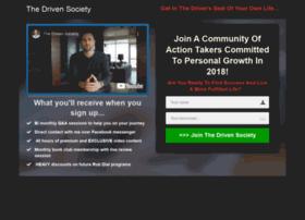 thedrivensociety.com
