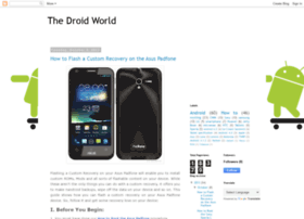 thedroidworld.blogspot.in
