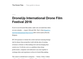 thedronefiles.net