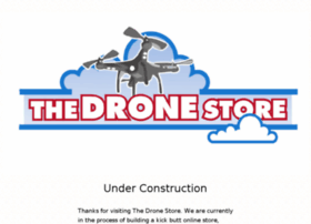 thedronestorellc.com