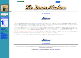 thedrummachine.50megs.com