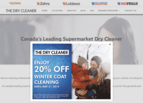 thedrycleaner.com