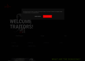 thedungeons.com