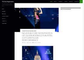 theearlyregistration.com