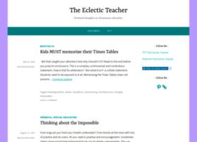 theeclecticteacher.wordpress.com