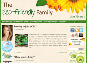 theecofriendlyfamily.blogspot.com