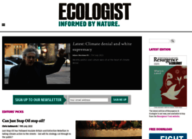 theecologist.org