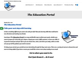 theeducationalportal.com