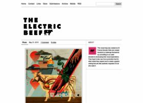theelectricbeef.com