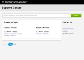 theelevationgroup.desk.com