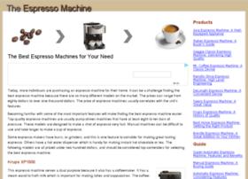 theespressomachine.net