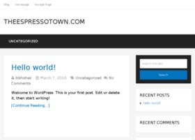theespressotown.com