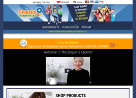 theetiquettefactory.com