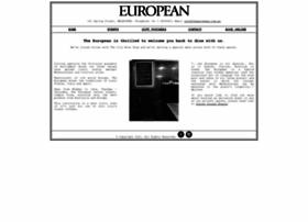 theeuropean.com.au