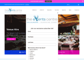 theeventscentre.com.au