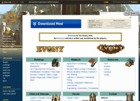 theevonywiki.com